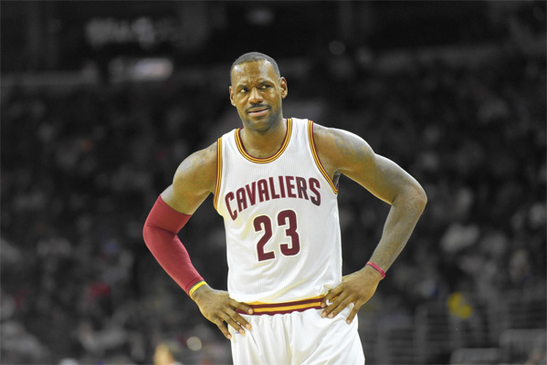LeBron James Says He Would Like to Win 70 Games in a Season