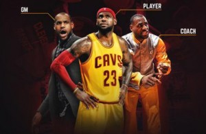 David Griffn Says LeBron James Has 'Biggest Voice' in Personnel Moves
