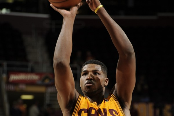 Tristan Thompson Working on Extending His Range