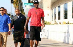LeBron James Los Angeles