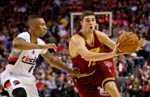 Joe Harris Cavs