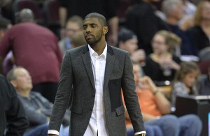 Kyrie Irving Says He Has a Return Date in Mind