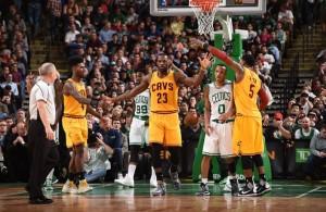 Cleveland Cavaliers vs. Boston Celtics Game Recap: Defense Shuts Down Celtics in 89-77 Win