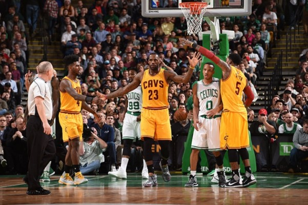 Cleveland Cavaliers vs. Boston Celtics Game Recap: Defense Shuts Down Celtics in 89-77 Win