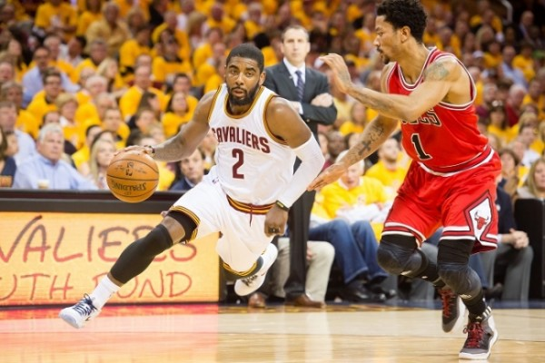 Kyrie Irving Rust