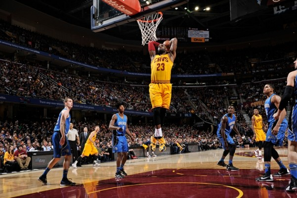 Cleveland Cavaliers vs. Orlando Magic Game Recap: Cavs Start New Year With Bang