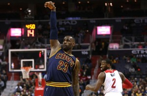 Cleveland Cavaliers vs. Washington Wizards Game Recap: Sweet Revenge