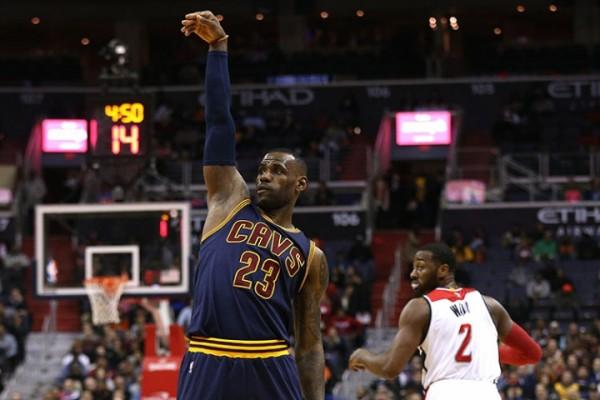 Cleveland Cavaliers vs. Washington Wizards Game Recap: Sweet Revenge