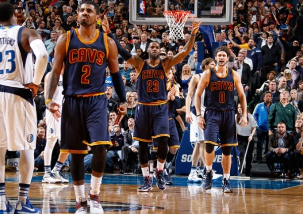 Cleveland Cavaliers vs. Dallas Mavericks Game Recap: Clutch Kings