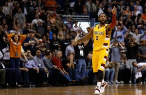 Kyrie Irving Cleveland Cavaliers