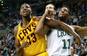 Tristan Thompson is Now the NBA's Active Leader in Consecutive Games Played