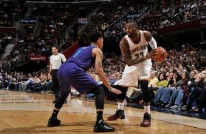LeBron James Hornets