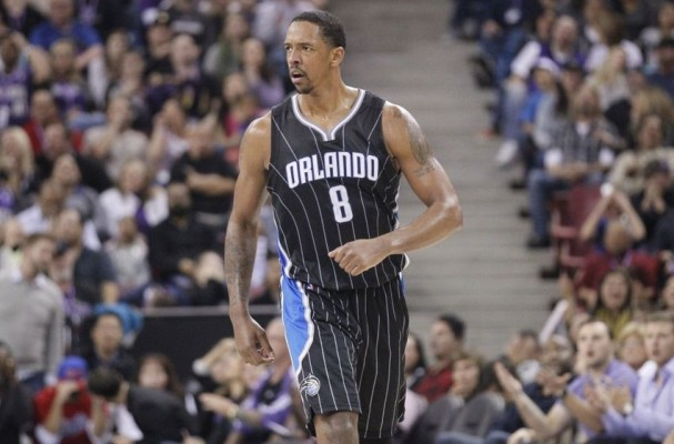 Channing Frye Magic