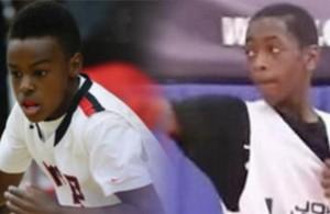 LeBron James Jr., Zaire Wade