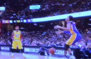 LeBron James D'Angelo Russell