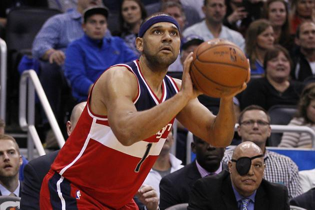 Jared Dudley Washington Wizards
