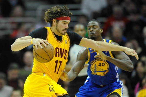 Anderson Varejao Golden State Warriors
