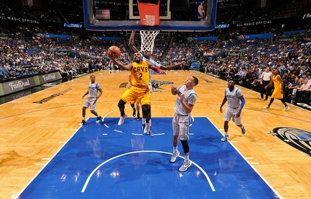 Kyrie Irving vs. Orlando Magic on March 18, 2016