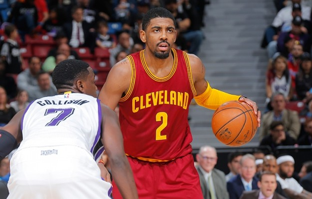 Kyrie Irving vs. Sacramento Kings on March 9, 2016