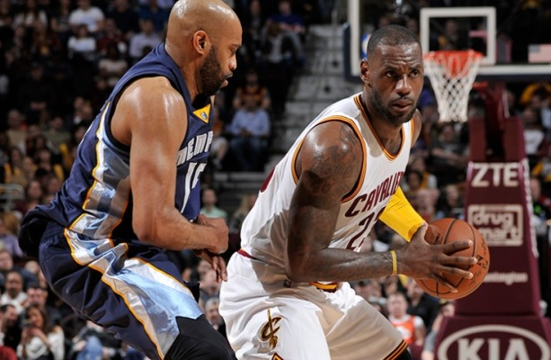 LeBron James vs. Memphis Grizzlies on March 7, 2016