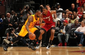 LeBron James vs. Miami Heat on March 19, 2016