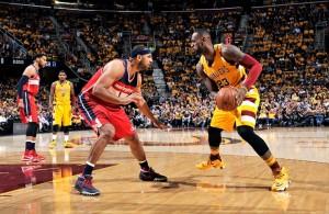 LeBron James vs. Washington Wizards on March 4, 2016