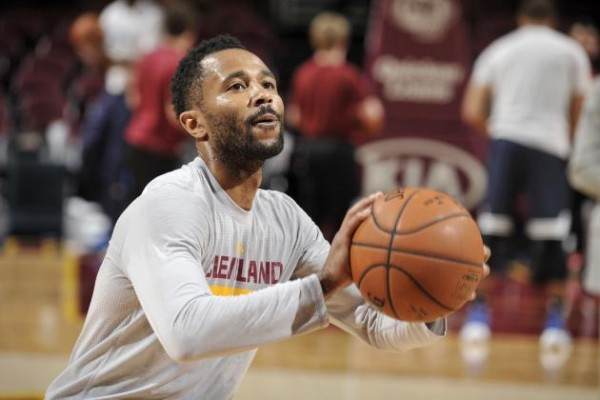 Mo Williams Cavs