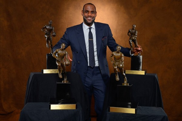 2012-2013 NBA Most Valuable Player Award