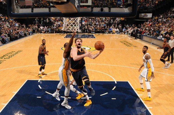 Kevin Love Indiana Pacers