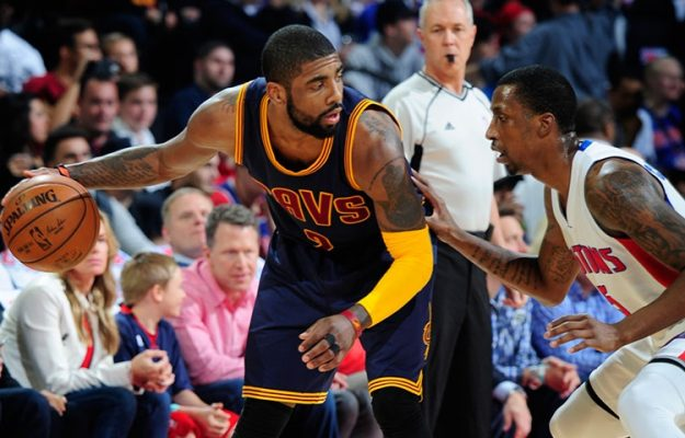 Kyrie Irving vs. Kentavious Caldwell-Pope