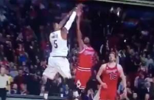 J.R. Smith Chicago Bulls