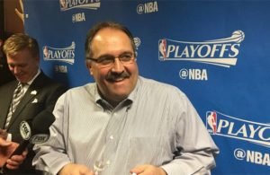 Stan Van Gundy Takes Another Verbal Jab at LeBron James