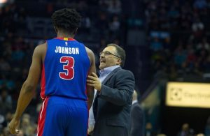 Stan Van Gundy and Stanley Johnson