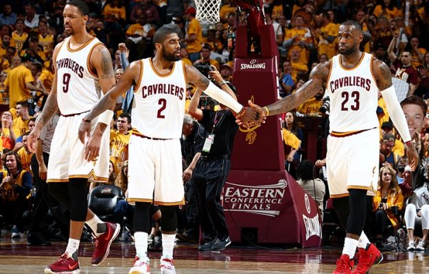 Cleveland Cavaliers vs. Toronto Raptors Game 2 Recap  Undefeated ... 3f690515b8