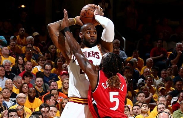 LeBron James vs. Atlanta Hawks on May 19, 2016
