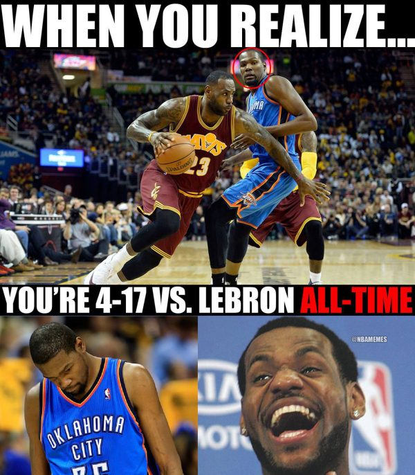 Top 10 Cleveland Cavaliers Memes of 2015-16 Season | Page 8 of 10 | Cavaliers Nation
