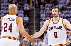 Richard Jefferson Kevin Love