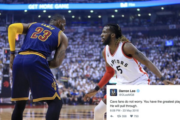 Twitter Reacts to Cavaliers' Game 4 Loss in Toronto