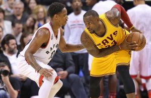 LeBron Says He Has Personal Game Plan for Game 4