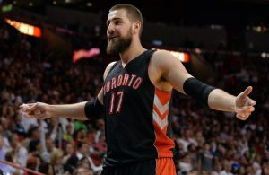 Jonas Valanciunas (Ankle) Likely to Play in Game 4 vs. Cavaliers