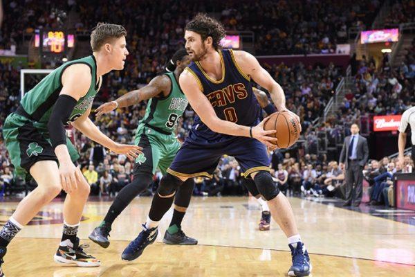 Kevin Love Boston Celtics