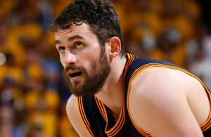 Kevin Love Expected to Come off Bench for Game 4