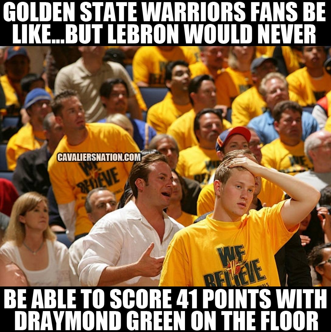 Top 10 Hilarious Memes from Game 6 of NBA Finals | Page 2 ...