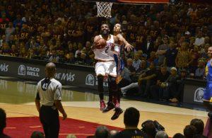 Kyrie Irving vs. Golden State Warriors on June 10, 2016