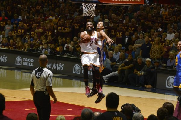 Kyrie Irving vs. Golden State Warriors on June 10, 2016