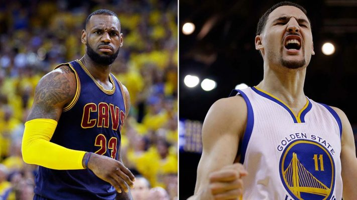 Klay Thompson Takes Shot at LeBron James After Green Suspension