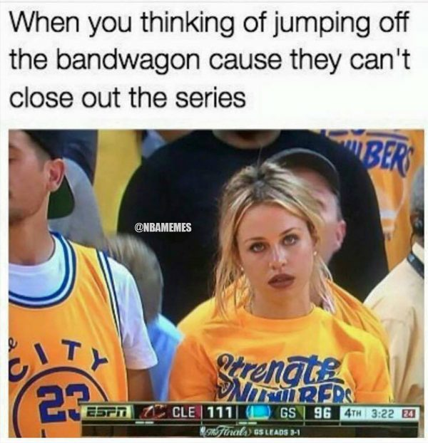 Perplexed GSW e1465934062276 top 10 hilarious memes from game 5 of nba finals cavaliers nation