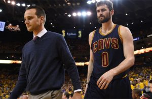 Cavs News: Cleveland Cavaliers Update Status on Kevin Love's Injury