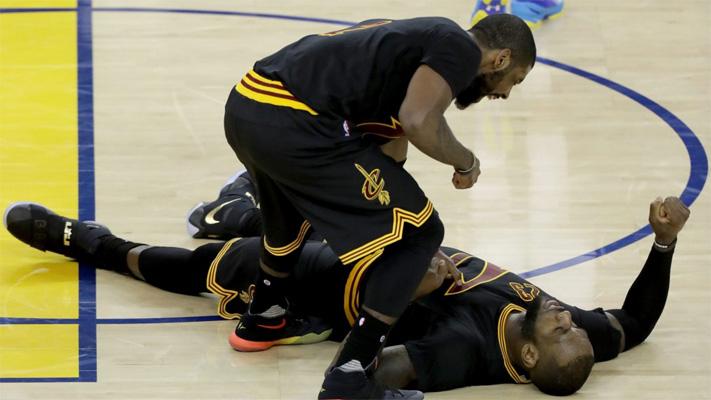 Cleveland Cavaliers vs. Golden State Warriors NBA Finals Game 5 Recap: Alpha Dogs
