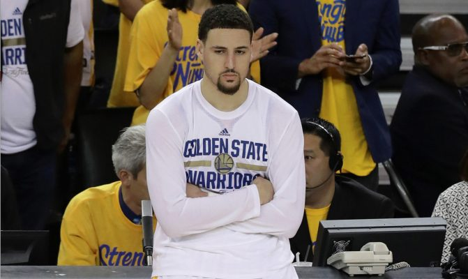 Klay Thompson's Father Who Called LeBron 'Soft,' Called Off Work